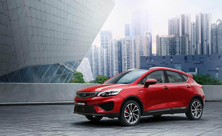 2018年5月吉利SUV销量排行榜 吉利博越21292辆排第一