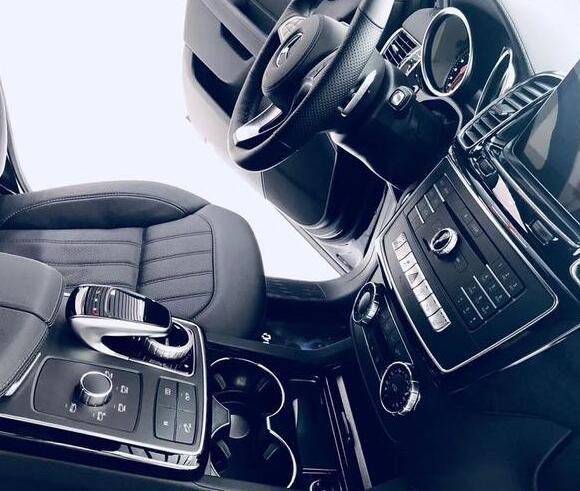 2018款奔驰gls450图片,这才是真正的SUV