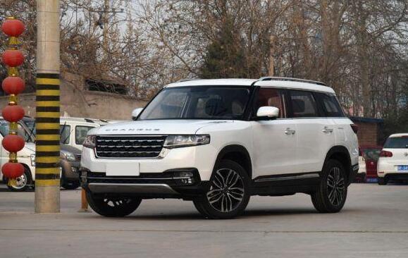 suv新车型10万元新厂家,颜值中的王者