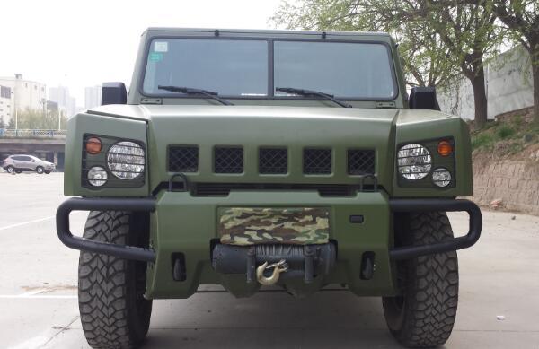 2018年5月勇士销量(304辆)新款北汽勇士现身开上它交警都礼让三分