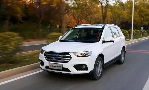 国产suv哪个好,目前卖得最火的国产SUV推荐