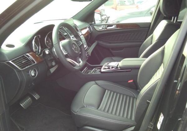 奔驰suv450报价及图片,18款加版奔驰GLS450AMG信息详解