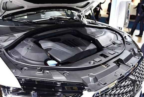 混合动力suv车价格,这款WEY P8 2.0T混合动力不错