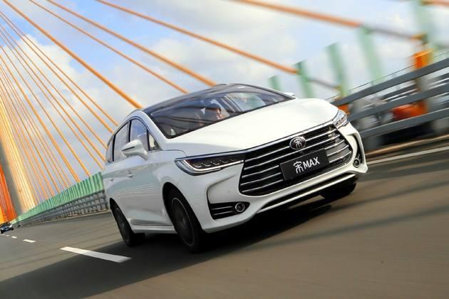 比亚迪2018年6月汽车销量排行榜 比亚迪宋MAX依旧独秀一支