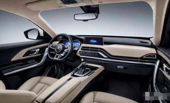 众泰2018上市新车图片,每一款都是美美哒