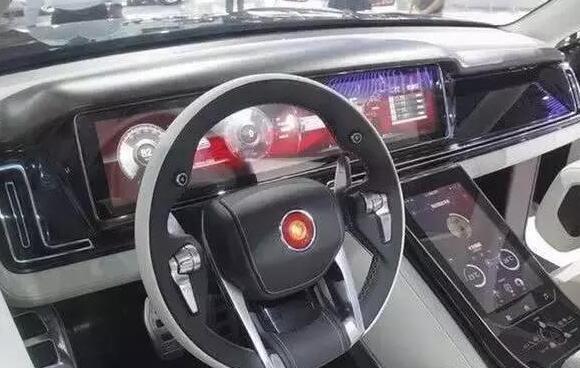 全新红旗hs5最新消息,全新霸气SUV来袭