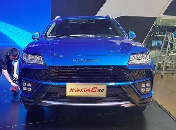 北汽最新款suv车型,堪称史上最帅国产SUV