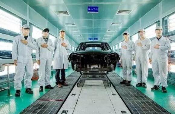 汉腾人的态度:造国人喜爱的好车,汉腾属于哪个品牌旗下