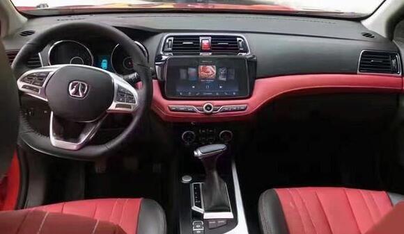不能错过的SUV,北汽威旺suv新款动力超瑞风S5