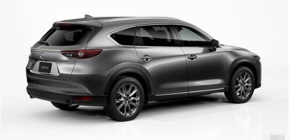 2018款马自达SUV新款上市,让人忍不住想多看几眼