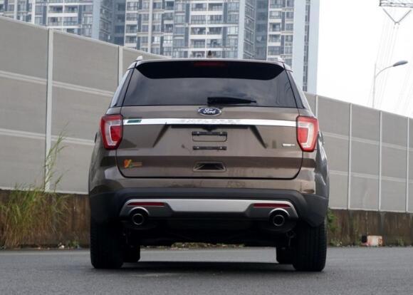 福特suv车型报价图片,都是颜值颇高的车型
