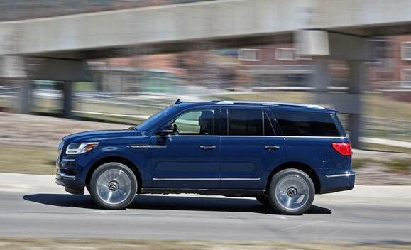 这几款车低调、奢华、有内涵!林肯suv报价及图片介绍