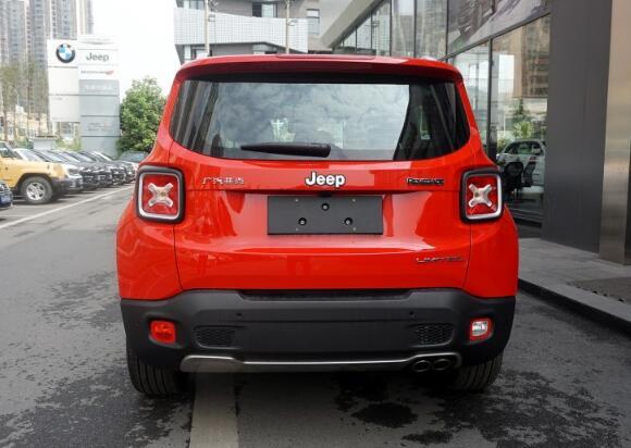 jeep车报价及图片大全,颜值高到让人窒息
