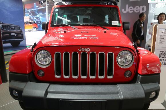 jeep越野车报价图片,开起来那叫一个爽!