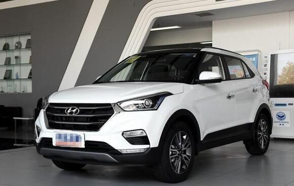 年轻人的专属座驾,北京现代suv10万左右车型了解一下