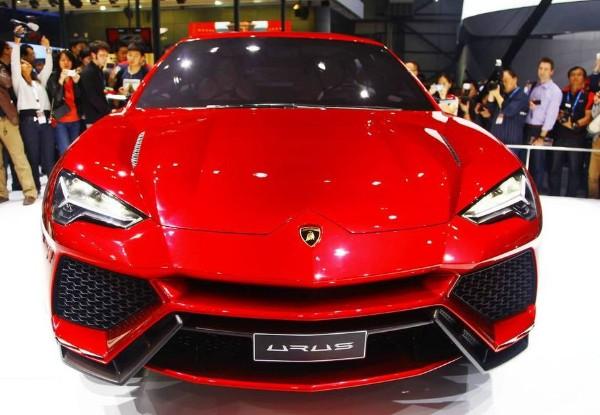 跑车优势极具诱惑 兰博基尼SUV中国售价313万