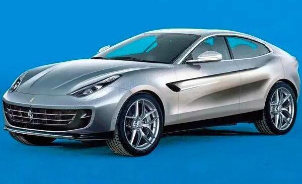 法拉利SUV快来了 法拉利suv车型及报价(约400万RMB)