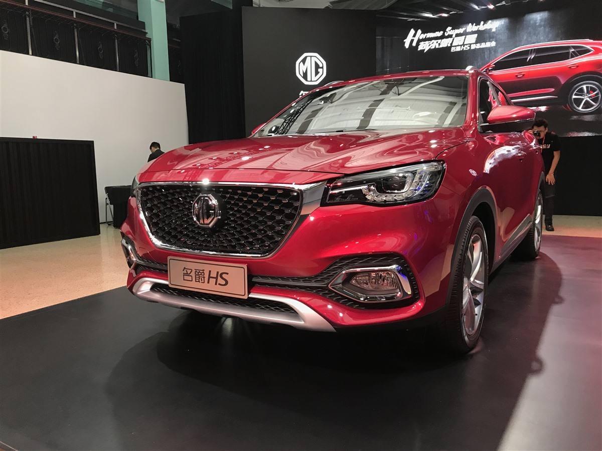 八款2018年9月即将上市的SUV(帅到没朋友)