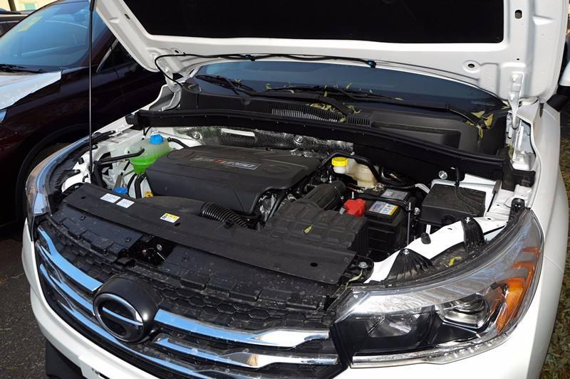 12万车型中新哈弗H6、吉利博越和新款传祺GS4外观动力对比