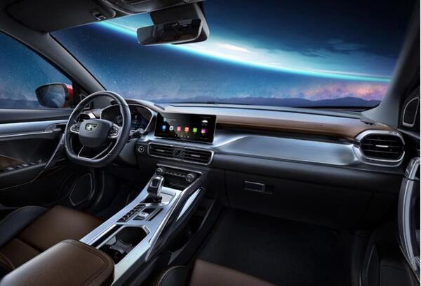 吉利汽车SUV新款缤越 内外兼修更有范