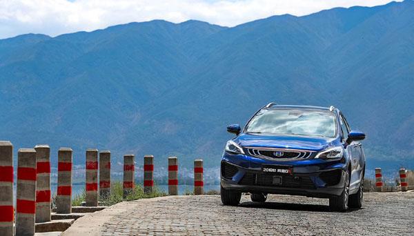 2018年8月份10万SUV销量排行榜 帝豪GS获亚军力压宝骏530