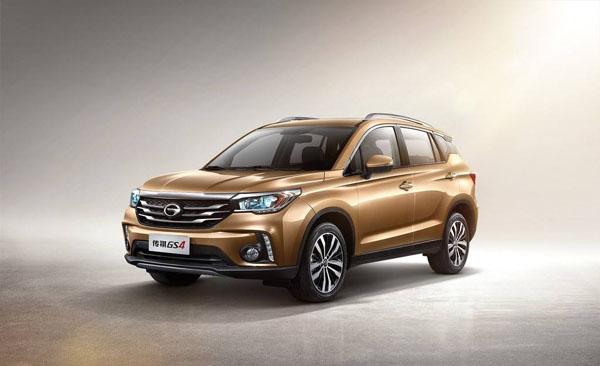 2018年8月份15万SUV销量排行榜 传祺GS4销量小涨超博越