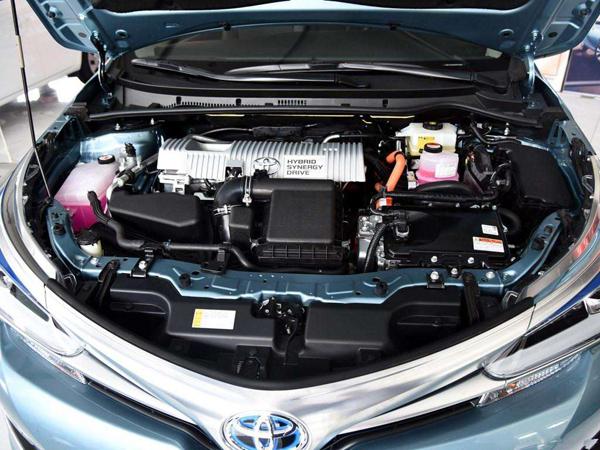 为啥油电混动更省油 电动+汽油驱动(卡罗拉告诉你什么叫省油)