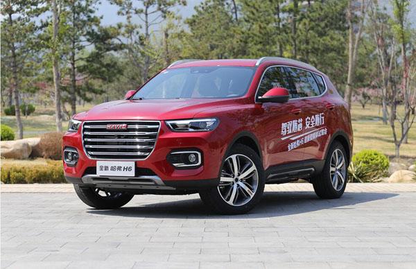 2018年1-9月份SUV销量排行榜 哈弗H6销量率先超越30万