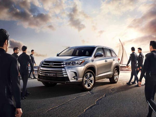 2018年9月30万SUV销量排行榜 丰田汉兰达9月销量过万(亚军)