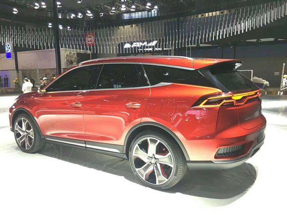 混合动力SUV车型推荐 比亚迪王朝彰显王者风范(你值得拥有)