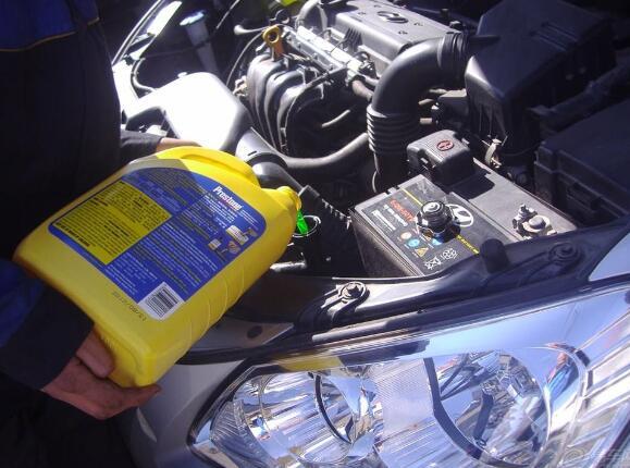 汽车防冻液多久换一次,景逸SUV2年或4万公里更换一次