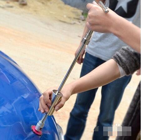 车门凹陷修复技术,买套工具自己在就能够轻松完成