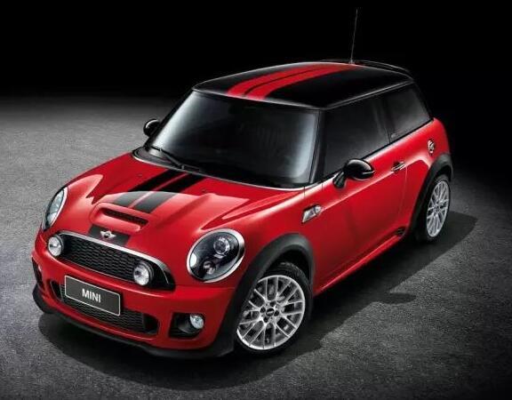 5款适合女生开的车,奔驰smart精致小巧透露着贵族气息