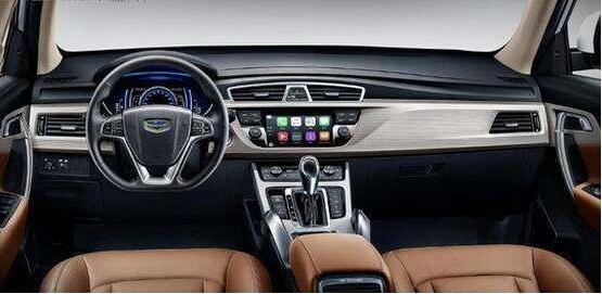 新款吉利博越的车怎么样,配置全新升级大空间的舒适享受