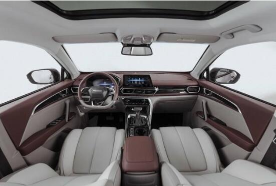 宝骏rs-5什么时候上市,全新智享SUV将于2019年上市值得期待