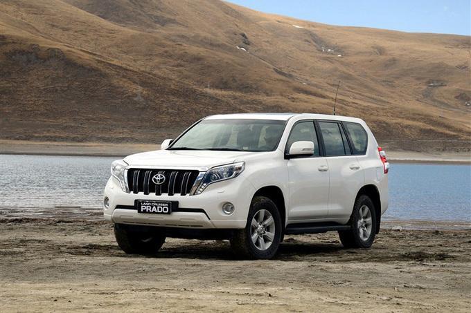 2018年9月大型SUV销量排行榜 普拉多销量上涨仍排第二