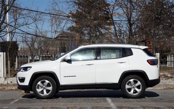 jeep指南者最新价格多少 看完就不会买贵了