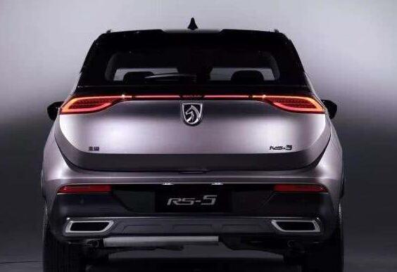 宝骏新款suv即将上市,首款高端车型RS5这性价比你都不敢信