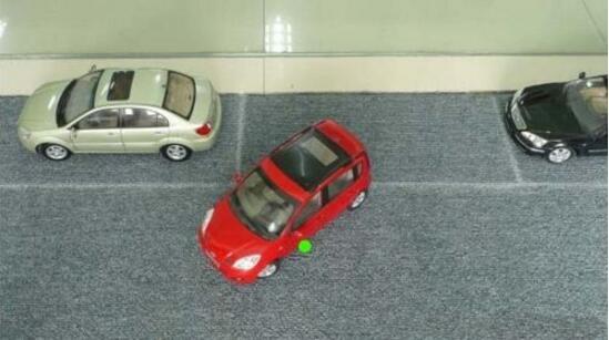 侧方位停车技巧详解,把握简单五步一分钟就能学会