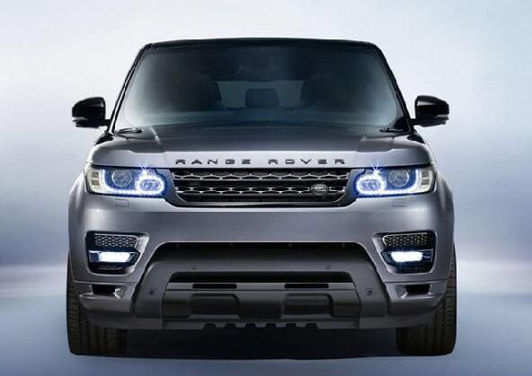 range rover是什么车,揽胜于是路虎家族最高端产品