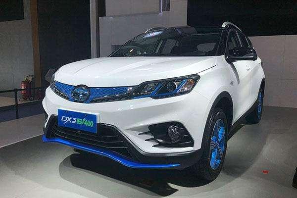 东南dx3ev400价格如何 是价格优惠颜值又高的新能源汽车吗