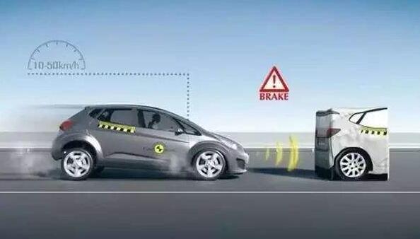 汽车紧急制动是什么意思,让车在最短的距离停止(急刹车)