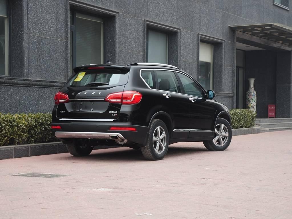 2018年1-10月SUV销量排行榜 哈弗H6虽第一但同比少卖1个月