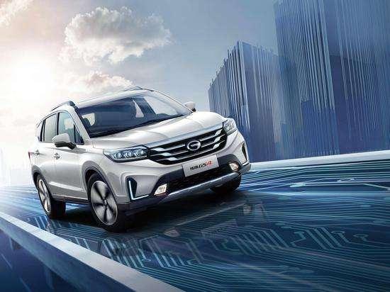 2018年10月15万SUV销量排行榜 传祺GS4超2万环比增长11.31%
