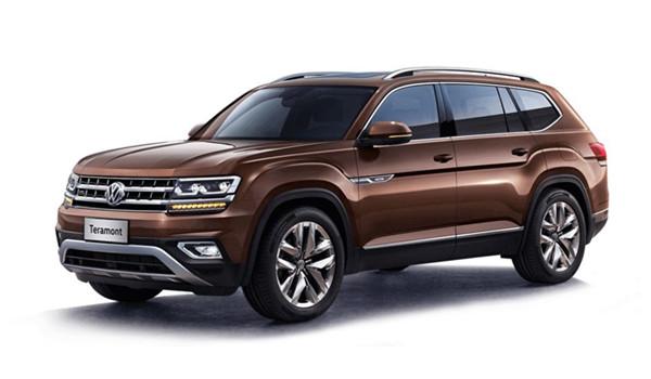 30万以上的新款SUV车型推荐 途观L值得一看