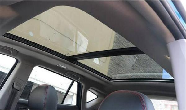 海马s5高配有天窗吗 全景天窗设计如何