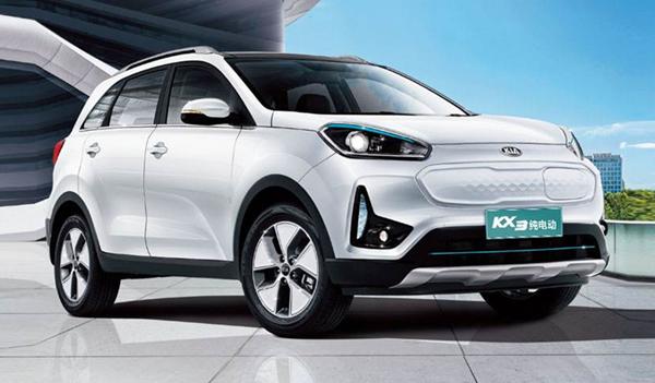最近上市的suv新能源车 起亚KX3EV充电快续航强