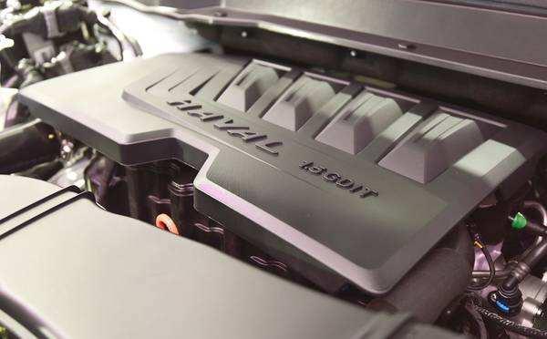 11月新车哈弗H4智联版 让你体验智能生活