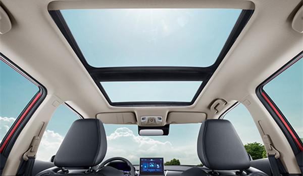 最近上市的SUV启辰T60 平顺动力如同轩逸