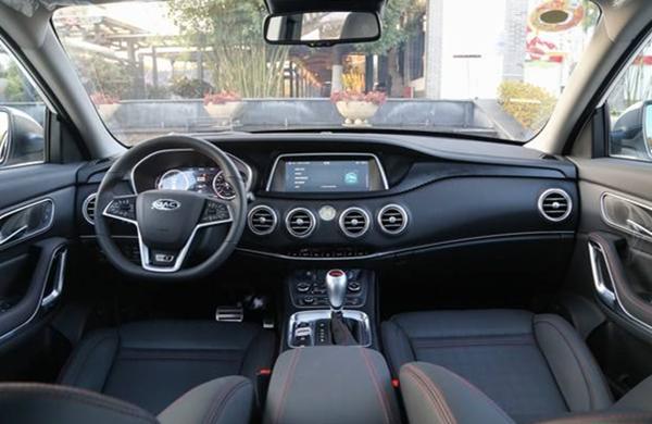 最近上市的suv 瑞风S7超级版新增车型外形动感十足